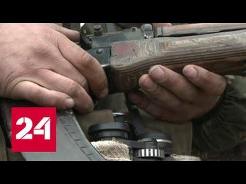 В окопах Донбасса: как защищают родину в поселке Зайцево