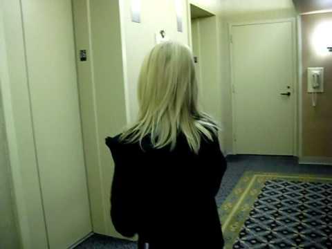 Lexies Birmingham, AL, Comp 12.5.09 with Carlie, at hotel Part 2
