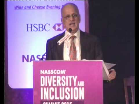 NASSCOM Diversity and Inclusion summit 2015 - Welcome Address