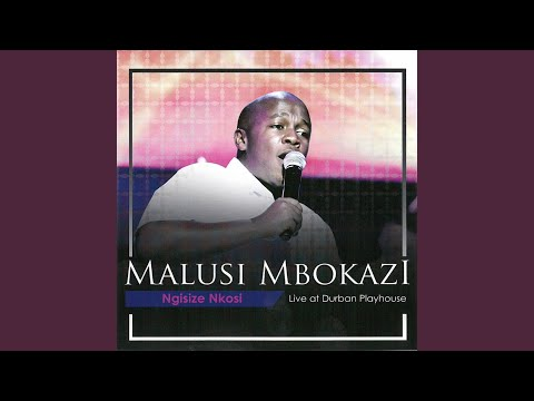 Ngisize Nkosi (Live)