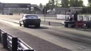 BAD ASS 8 & 9 SECOND STREET CARS DRAG RACING PIR