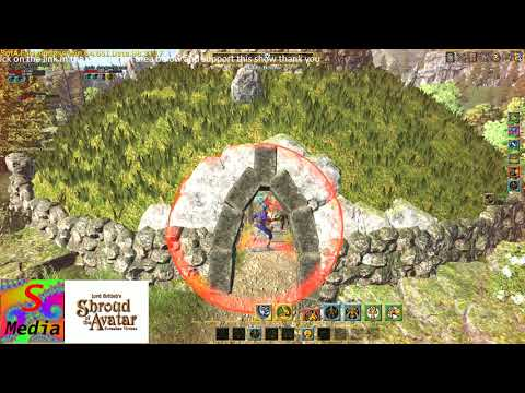 Shroud of the avatar middle downs R45 first look