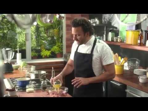 Cocinando con el Chef Oropeza - tortas ahogadas con Salsa de Chile Fresco El Pato