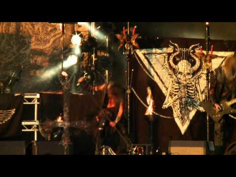 Watain Malfeitor - Bloodstock 2012