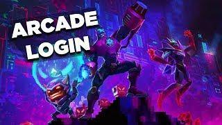 Arcade Battle Boss Login Screen & Music - League of Legends