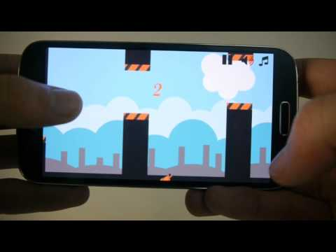 Flappy Bot - Android Game