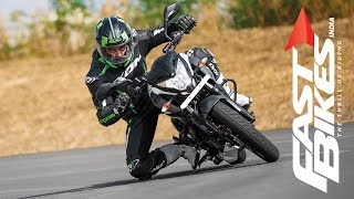 HOW TO GET YOUR KNEE DOWN! ABC of Stunting - Cornering tutorial