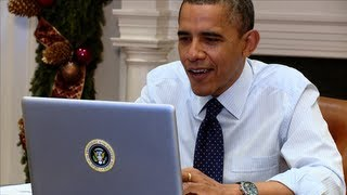 Behind the Scenes: President Obama's Twitter Q&A on #My2k