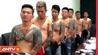 Bộ Công an vây bắt băng giang hồ Vũ Bông Hồng ở Sài Gòn | ANTV
