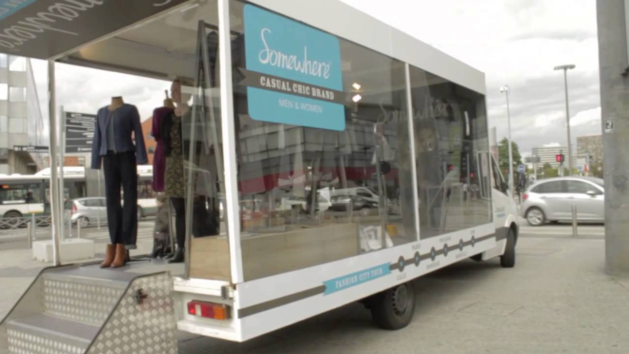 Somewhere Fashion Truck Lille YouTube