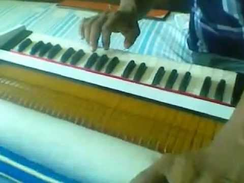Raga Ahir bhairavi on Harmonium by Nazar