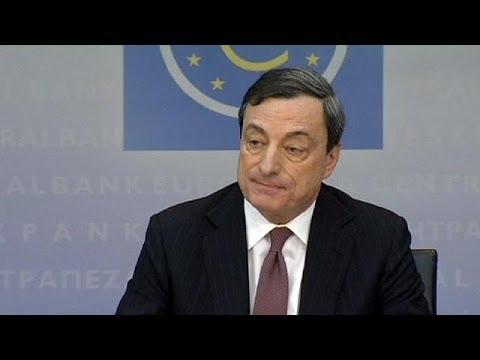 Mario Draghi : la BCE a les armes pour soutenir une reprise qui reste fragile - economy
