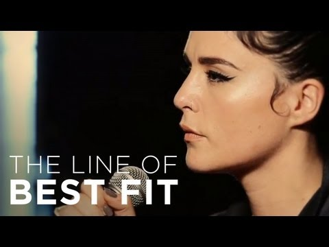 Jessie Ware performs Wildest Moments for The Line of Best Fit