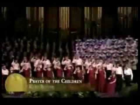 In Dreams, From Lord of the Rings - Coro del Tabernaculo