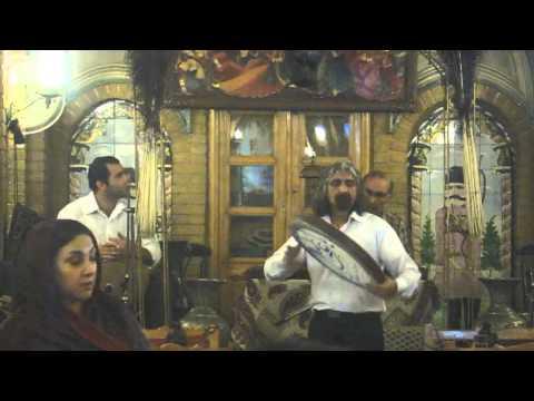 Awsome Persian Restaurant in Tehran Iran restaurant e Sonnati Baghe Saba