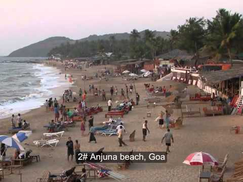 Top 5 beaches in Goa Best beaches in Goa Goa Tourism