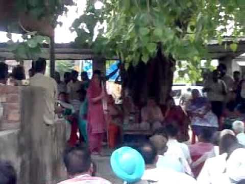 Mrs Shai In Passi Kandi By   Kulwinder Matharu 03 07 2012