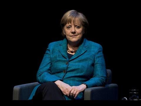 Angela Merkel im