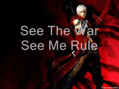 Devil May Cry 3: Taste the Blood with lyrics and download link
