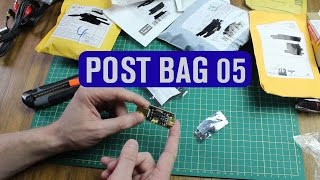 Post Bag 05: Make a cup of tea, it is a long one