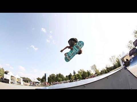 Ethernal Skate Films / Phil Dulude X Skateboarding video @ SkateFest Laval 2015