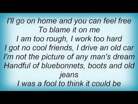 Lee Ann Womack - Blame It On Me