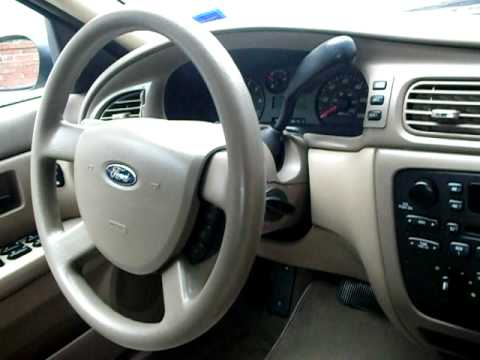 2004 ford taurus ses full detail tour and start up youtube. Black Bedroom Furniture Sets. Home Design Ideas