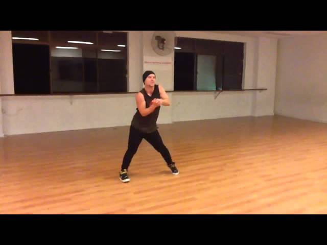 Lady Gaga Applause Marko Panzic Choreography