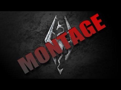 Skyrim Montage [Deutsch/German] - Best of Elder Scrolls V Skyrim Dragonborn