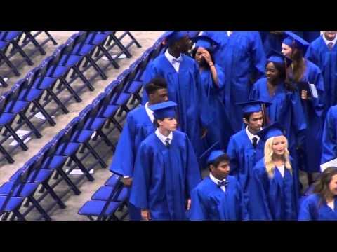 2014 HANAHAN HIGH SCHOOL GRADUATION 4