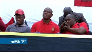 Senzo Mchunu points ANC's top six,  NEC on current party crisis