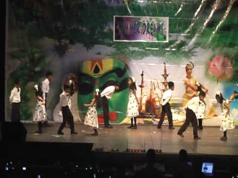 Kcs  Summer Dreams 2009 - Goan Dance 'ya Ya Mayaya' video