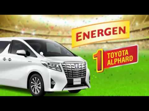 Tvc energen super hadiah periode  April-oktober