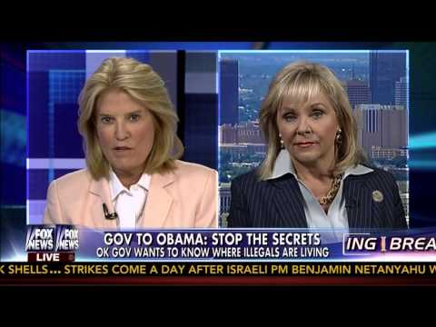 Gov. Mary Fallin Demands Answers ➡ Obama STOP The Secrets!