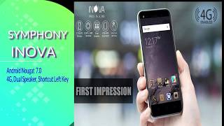 Symphony Inova Unboxing | 2018 | Full hands on REVIEW Review