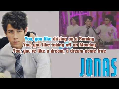 Karaoke Give love a try Nick Jonas Instrumental Music Videos