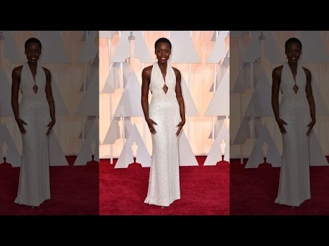 Police recover pearl gown stolen from movie star Lupita Nyong'o
