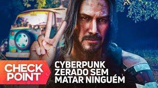 CYBERPUNK 2077 poderá ser zerado SEM MATAR e SCARLETT aceitará controles do XONE - Notícias de games