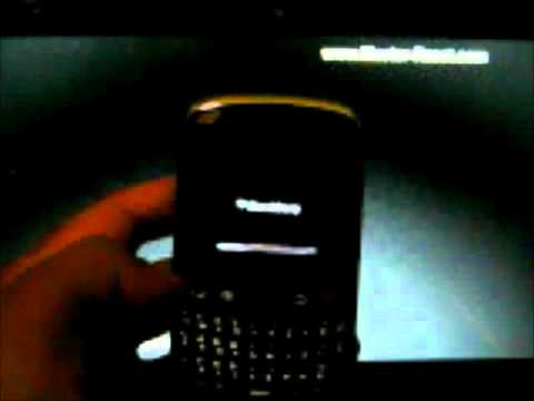 BlackBerry Curve 3G Hard Reset