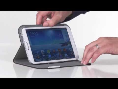 Introducing the Logitech Ultrathin Keyboard Folio and Folio Protective Case for Samsung Galaxy Tab 3