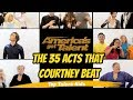 Lagu 35 Acts that Courtney Hadwin Beat  AGT Finals Prediction