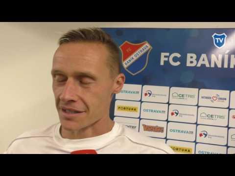 Rozhovor s Tomášem Zápotočným po utkání s Opavou.