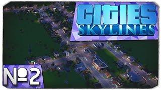 ДАША - МЭР ГОРОДА? - Cities Skylines