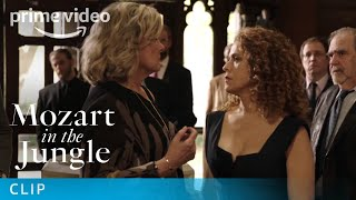 Mozart in the Jungle Season 3 - Gloria and Betty | Amazon Video