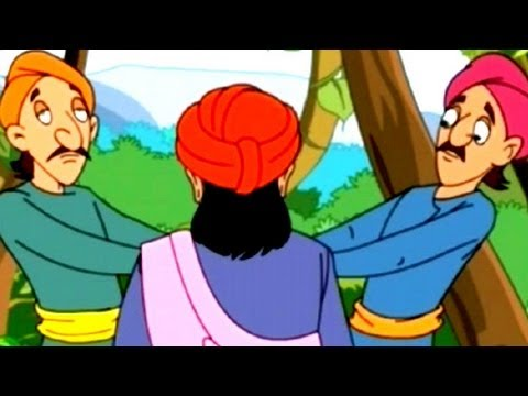 Aandhala Pangala - Moral Stories by Granpa - Marathi Animation...