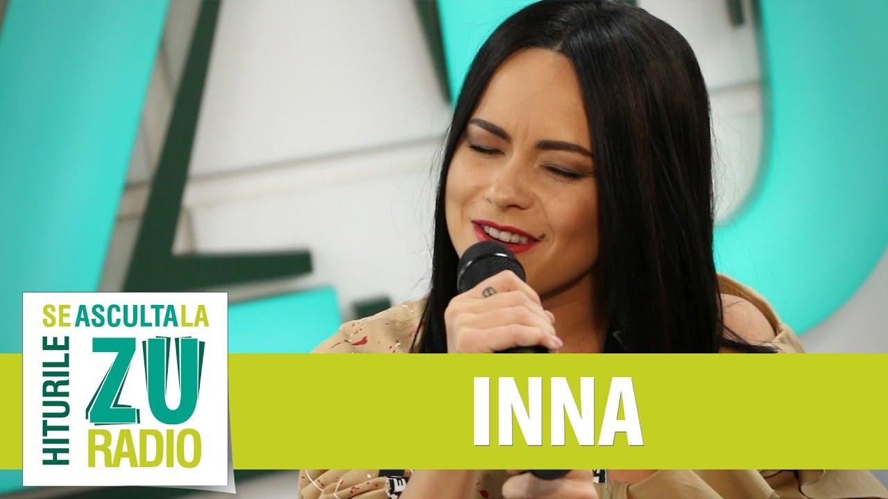 INNA - Me Gusta (Live la Radio ZU)