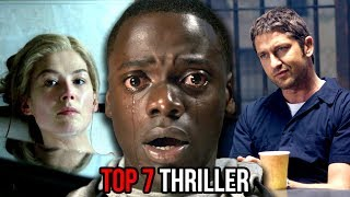 Top 7 THRILLER Filme | Jay & Arya