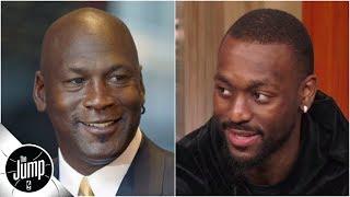 Kemba Walker reveals the best advice Michael Jordan gave him   The Jump