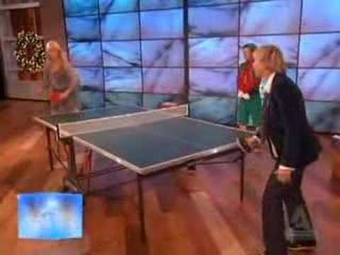Maria Sharapova - Balls of Fury