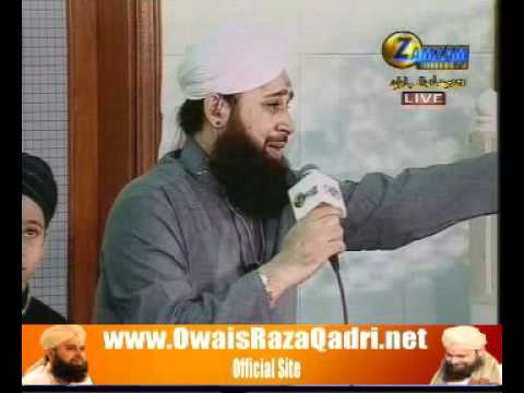 Alwada Alwada Mahe Ramazan ( 1 Of 2) By Owais Qadri -mehfil E Alwada Mahe Ramadan 29 Ramadan 2010 video